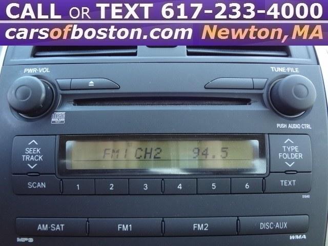 Used Toyota Corolla 4dr Sdn Auto LE 2010 | Jacob Auto Sales. Newton, Massachusetts