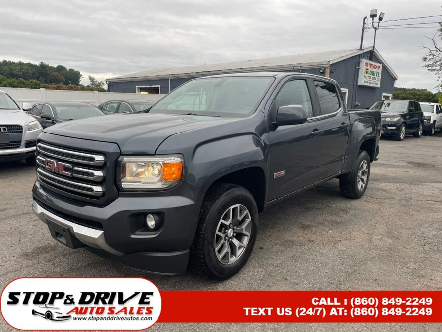 Used 2015 GMC Canyon in East Windsor, Connecticut | Stop & Drive Auto Sales. East Windsor, Connecticut