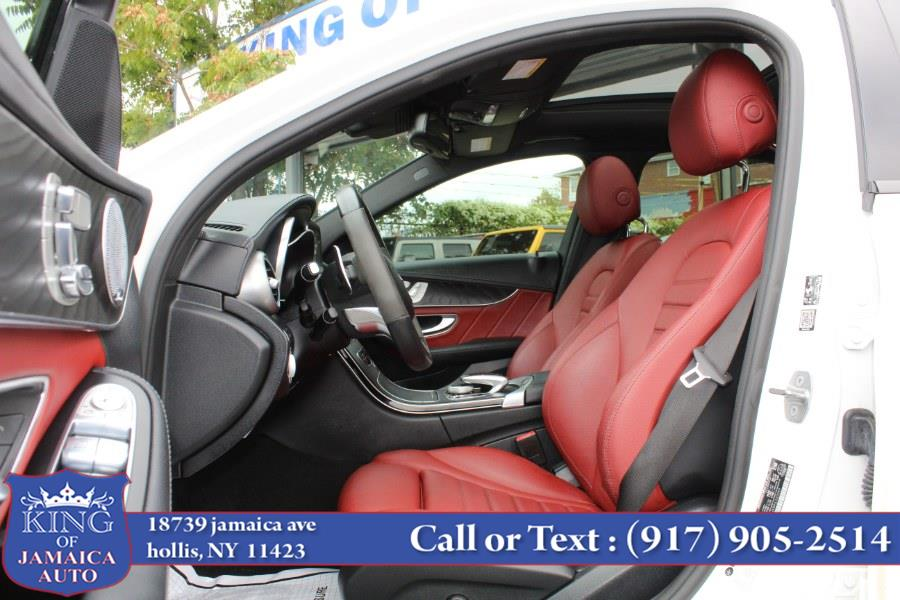Used Mercedes-Benz C-Class AMG C 43 4MATIC Sedan 2018   King of Jamaica Auto Inc. Hollis, New York