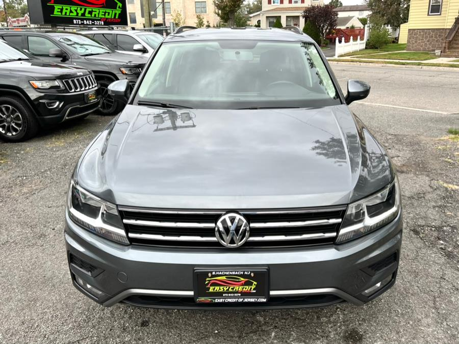 Used Volkswagen Tiguan 2.0T S 4MOTION 2018 | Easy Credit of Jersey. South Hackensack, New Jersey