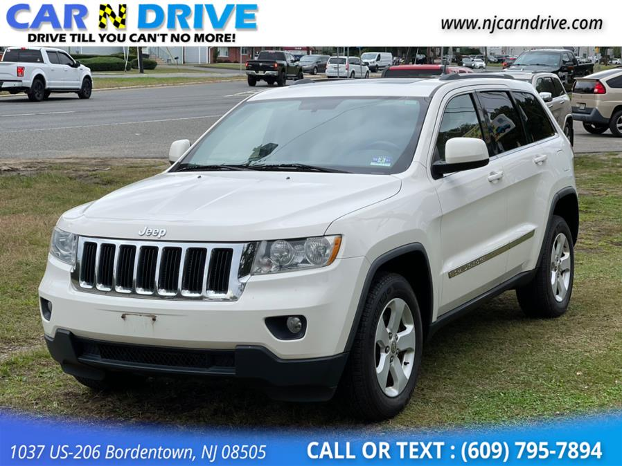 Used Jeep Grand Cherokee Laredo 4WD 2011 | Car N Drive. Bordentown, New Jersey