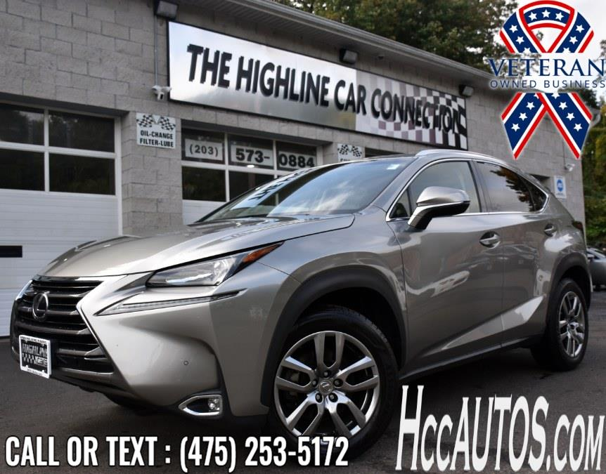 Used Lexus NX 200t AWD 4dr 2016 | Highline Car Connection. Waterbury, Connecticut