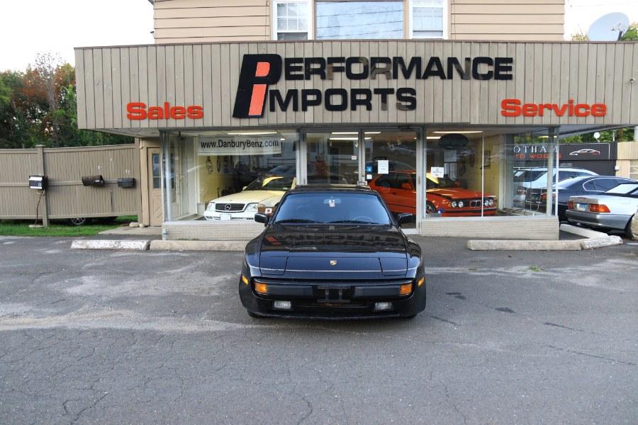 Used 1985 Porsche 944 in Danbury, Connecticut | Performance Imports. Danbury, Connecticut