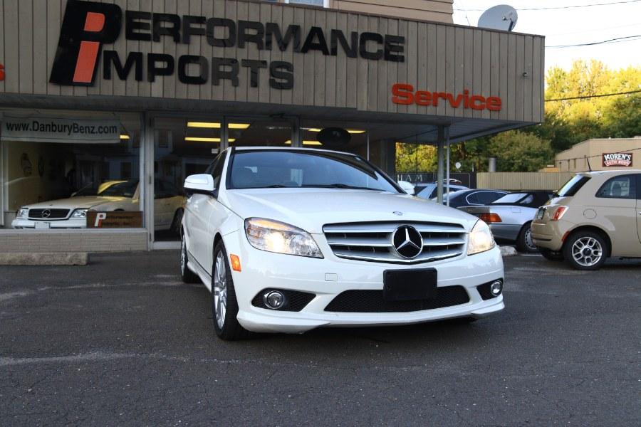 Used 2009 Mercedes-Benz C-Class in Danbury, Connecticut | Performance Imports. Danbury, Connecticut