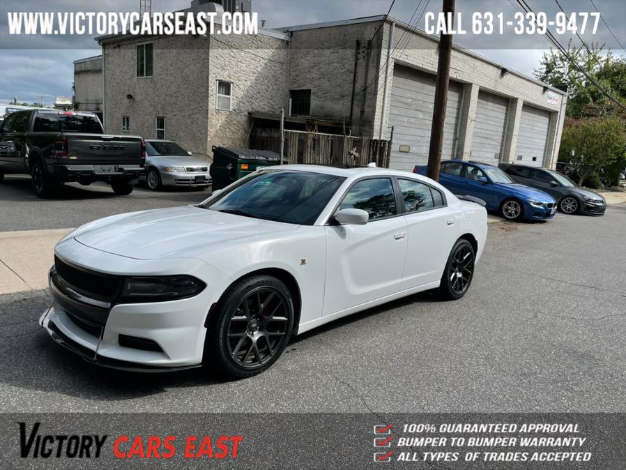 Used Dodge Charger 4dr Sdn R/T RWD 2016   Victory Cars East LLC. Huntington, New York