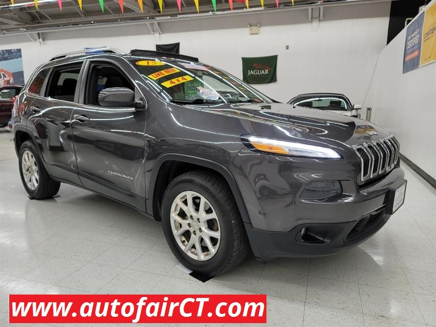 Used 2015 Jeep Cherokee in West Haven, Connecticut