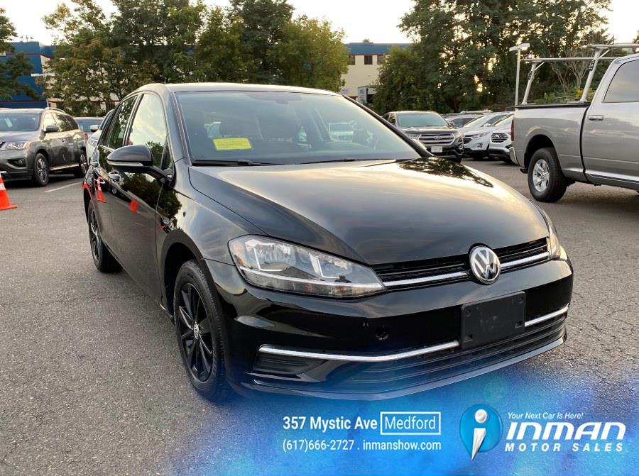 Used Volkswagen Golf 1.4T S Auto 2019   Inman Motors Sales. Medford, Massachusetts