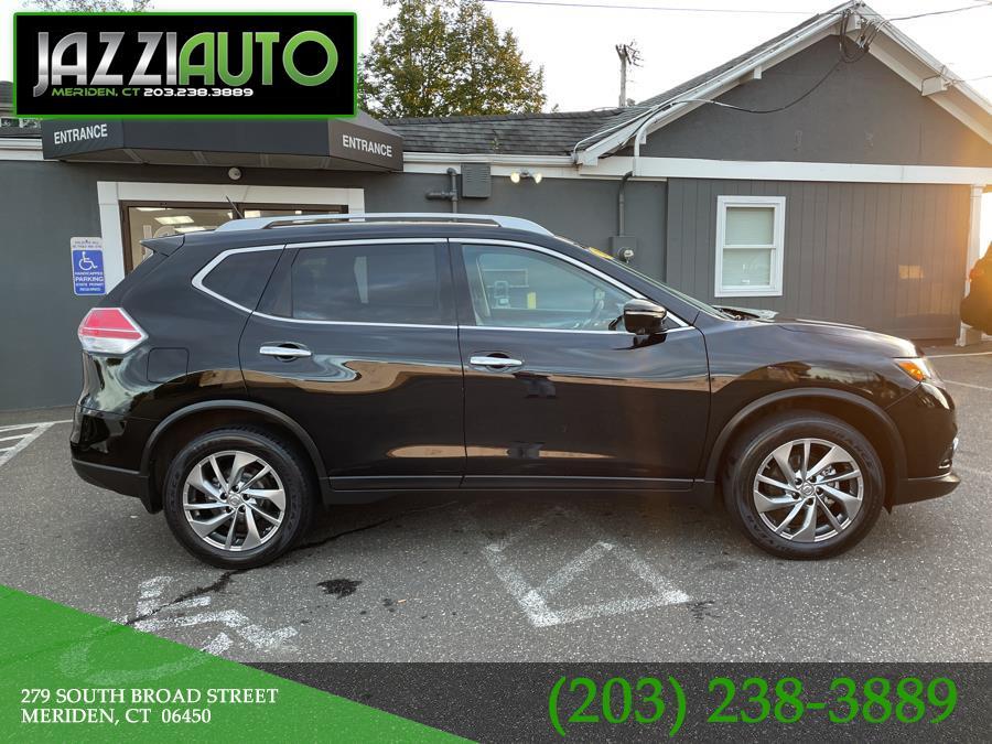 Used 2015 Nissan Rogue in Meriden, Connecticut | Jazzi Auto Sales LLC. Meriden, Connecticut