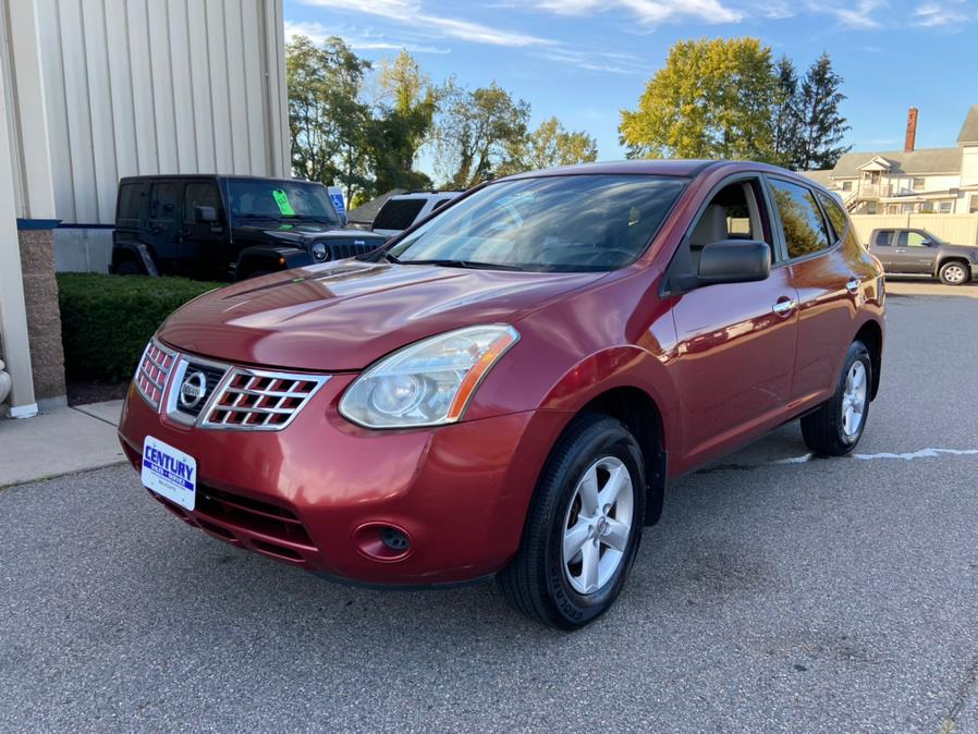 Used 2010 Nissan Rogue in East Windsor, Connecticut | Century Auto And Truck. East Windsor, Connecticut