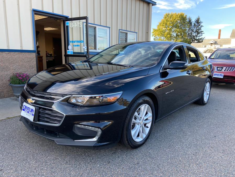 Used Chevrolet Malibu 4dr Sdn LT w/1LT 2016 | Century Auto And Truck. East Windsor, Connecticut
