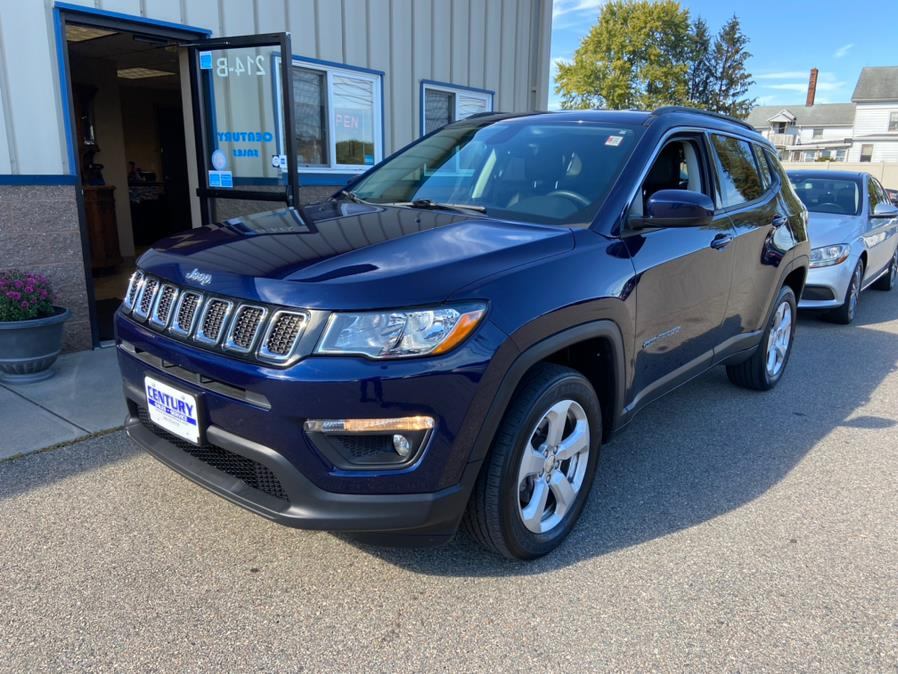 Used 2018 Jeep Compass in East Windsor, Connecticut | Century Auto And Truck. East Windsor, Connecticut