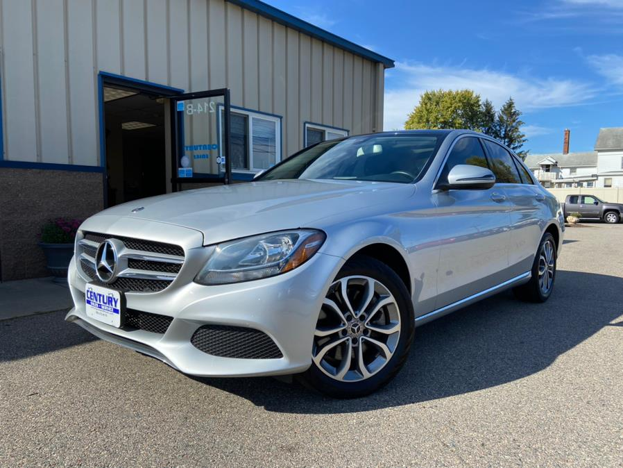Used 2018 Mercedes-Benz C-Class in East Windsor, Connecticut | Century Auto And Truck. East Windsor, Connecticut