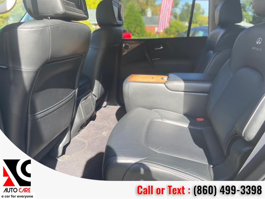 Used Infiniti QX56 4WD 4dr 7-passenger 2011 | Auto Care Motors. Vernon , Connecticut