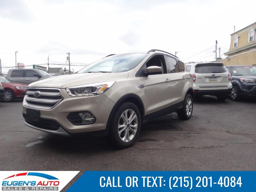 Used Ford Escape SE 4WD 2017   Eugen's Auto Sales & Repairs. Philadelphia, Pennsylvania