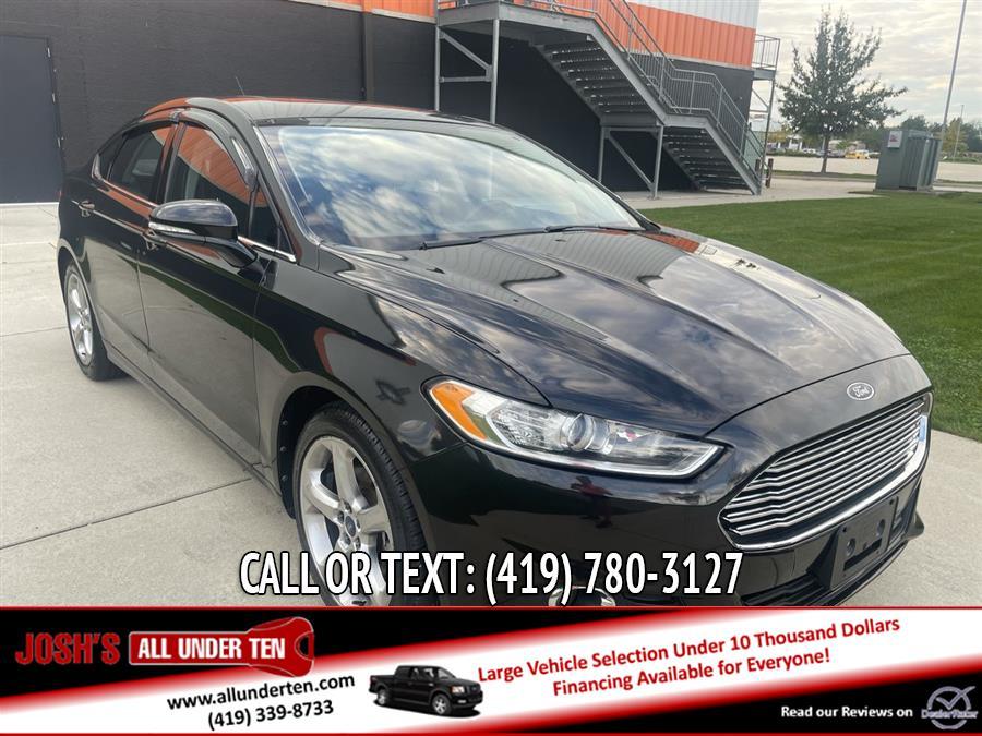Used 2013 Ford Fusion in Elida, Ohio | Josh's All Under Ten LLC. Elida, Ohio