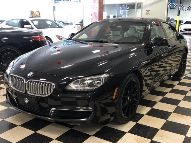Used BMW 6 Series 4dr Sdn 650i Gran Coupe 2013 | Sunrise Auto Outlet. Amityville, New York