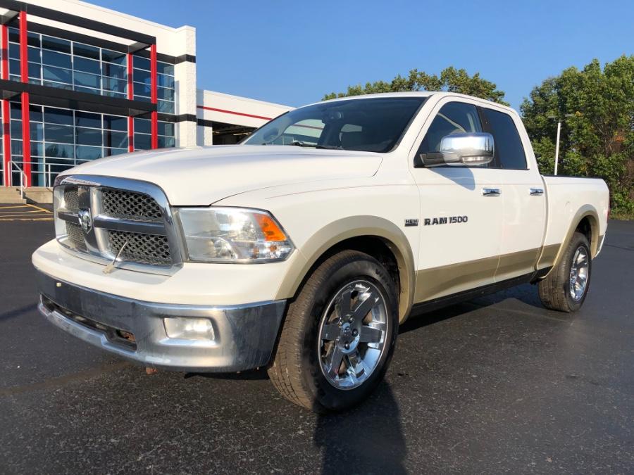 """Used Ram 1500 Laramie 4WD Quad Cab 140.5"""" Laramie 2011   Marsh Auto Sales LLC. Ortonville, Michigan"""