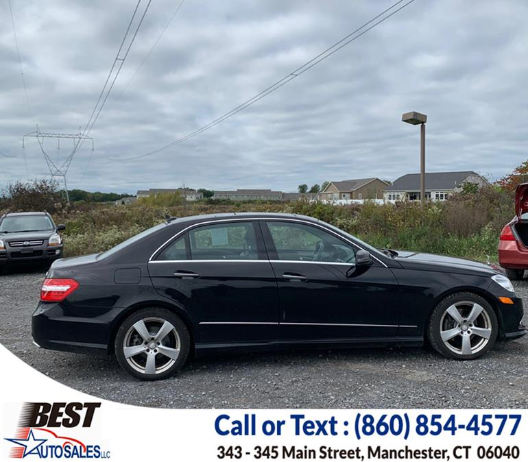 Used Mercedes-Benz E-Class 4dr Sdn E350 Luxury 4MATIC 2011 | Best Auto Sales LLC. Manchester, Connecticut