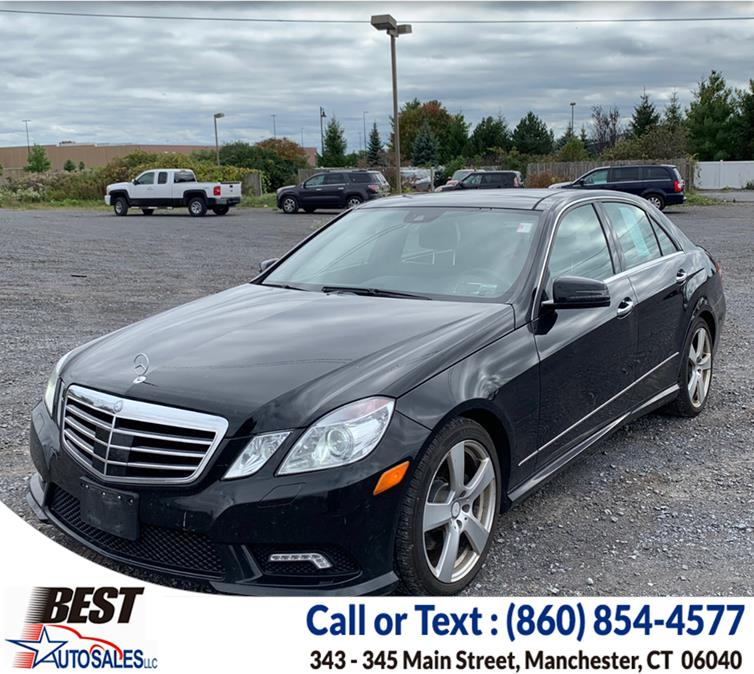 Used 2011 Mercedes-Benz E-Class in Manchester, Connecticut | Best Auto Sales LLC. Manchester, Connecticut