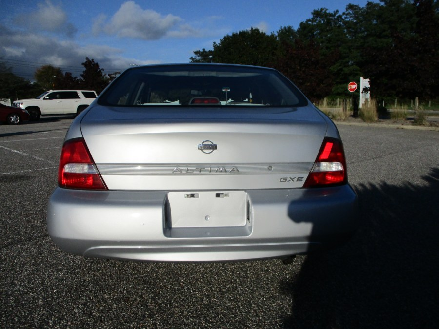 Used Nissan Altima 4dr Sdn GXE Auto 2001 | South Shore Auto Brokers & Sales. Massapequa, New York