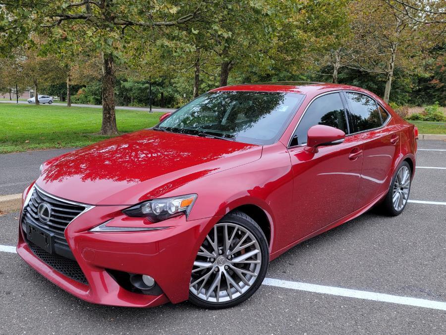 Used 2014 Lexus IS 250 in Springfield, Massachusetts | Fast Lane Auto Sales & Service, Inc. . Springfield, Massachusetts