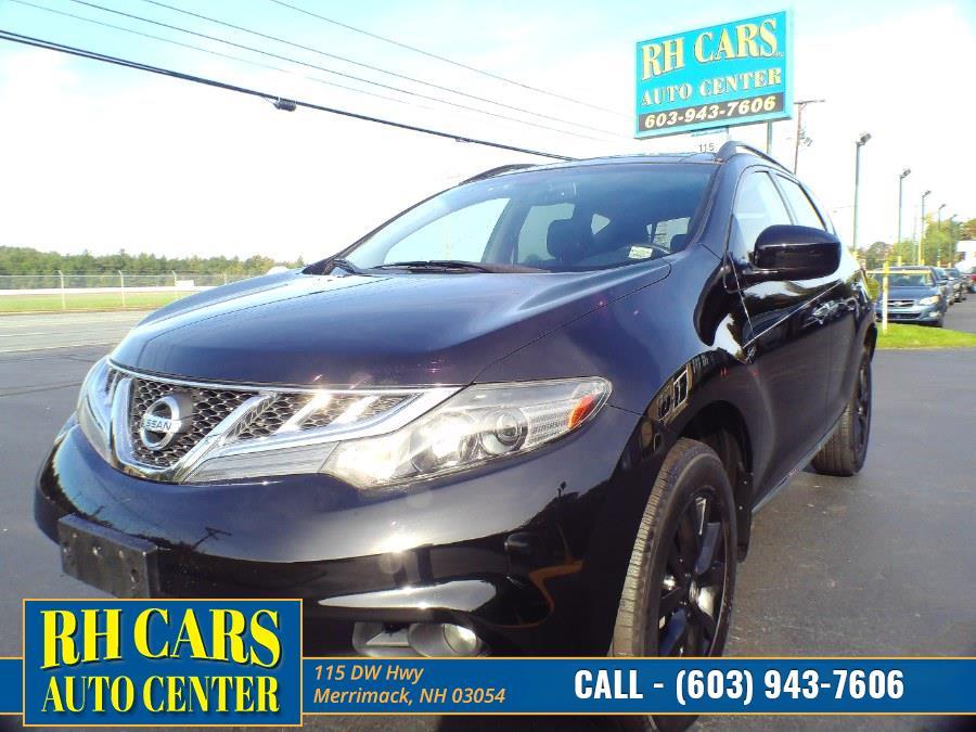 Used 2014 Nissan Murano in Merrimack, New Hampshire | RH Cars LLC. Merrimack, New Hampshire