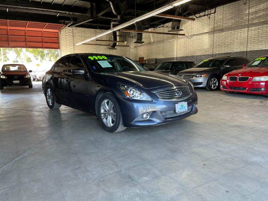 Used Infiniti G37 Sedan 4dr Journey RWD 2012 | U Save Auto Auction. Garden Grove, California