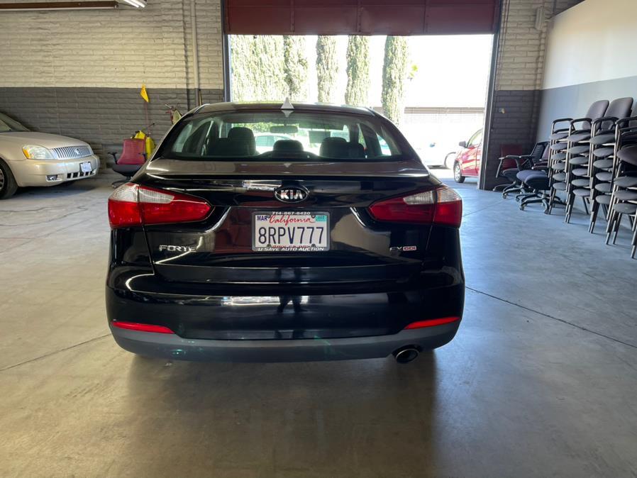 Used Kia Forte 4dr Sdn Auto EX 2015   U Save Auto Auction. Garden Grove, California