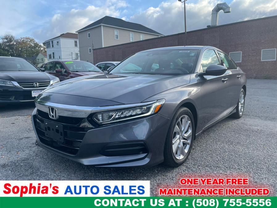 Used 2018 Honda Accord Sedan in Worcester, Massachusetts | Sophia's Auto Sales Inc. Worcester, Massachusetts