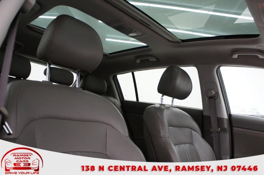 Used Kia Sportage 2WD 4dr EX 2011 | Ramsey Motor Cars Inc. Ramsey, New Jersey