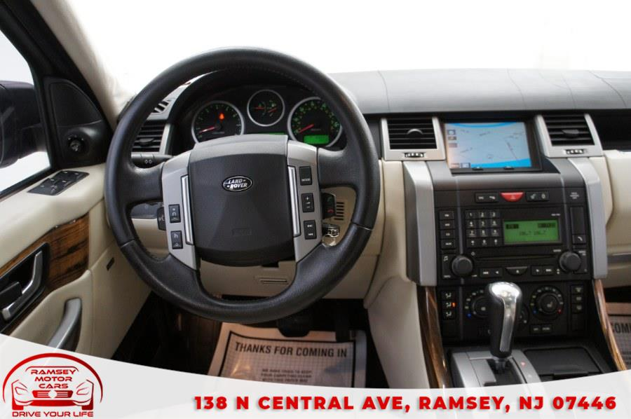 Used Land Rover Range Rover Sport 4WD 4dr SC 2008 | Ramsey Motor Cars Inc. Ramsey, New Jersey
