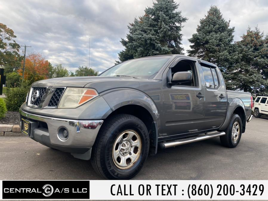 Used Nissan Frontier 4WD Crew Cab SWB Auto SE 2008 | Central A/S LLC. East Windsor, Connecticut