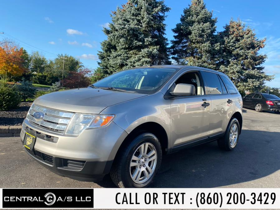 Used Ford Edge 4dr SE AWD 2008 | Central A/S LLC. East Windsor, Connecticut