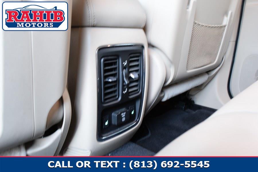 Used Jeep Grand Cherokee 4WD 4dr Limited 2011   Rahib Motors. Winter Park, Florida