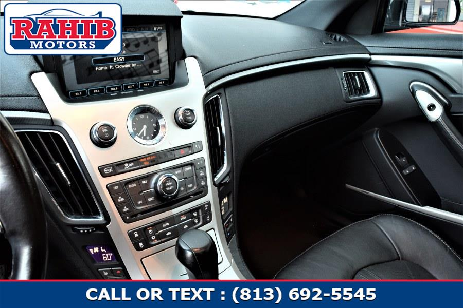 Used Cadillac CTS Coupe 2dr Cpe Performance RWD 2014 | Rahib Motors. Winter Park, Florida
