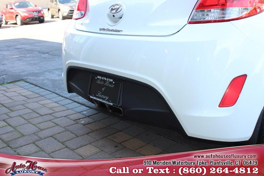 Used Hyundai Veloster 3dr Cpe Auto 2016 | Auto House of Luxury. Plantsville, Connecticut