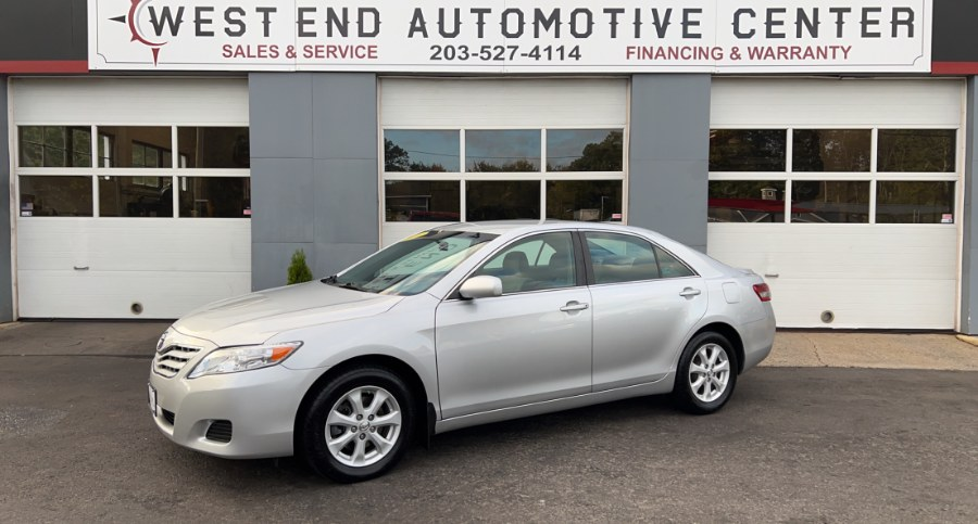 Used 2011 Toyota Camry in Waterbury, Connecticut | West End Automotive Center. Waterbury, Connecticut