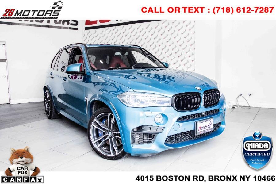 Used BMW X5 M Sports Activity Vehicle 2018   26 Motors Corp. Bronx, New York