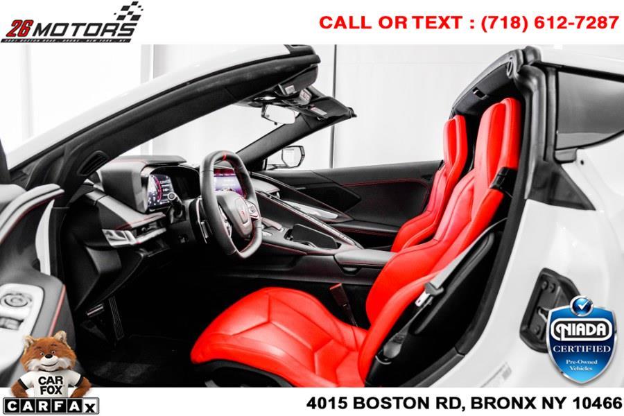 Used Chevrolet Corvette 2dr Stingray Cpe w/1LT 2021 | 26 Motors Corp. Bronx, New York