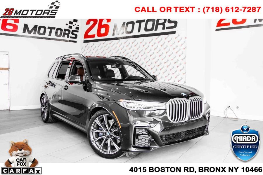 Used BMW X7 xDrive40i Sports Activity Vehicle 2019   26 Motors Corp. Bronx, New York