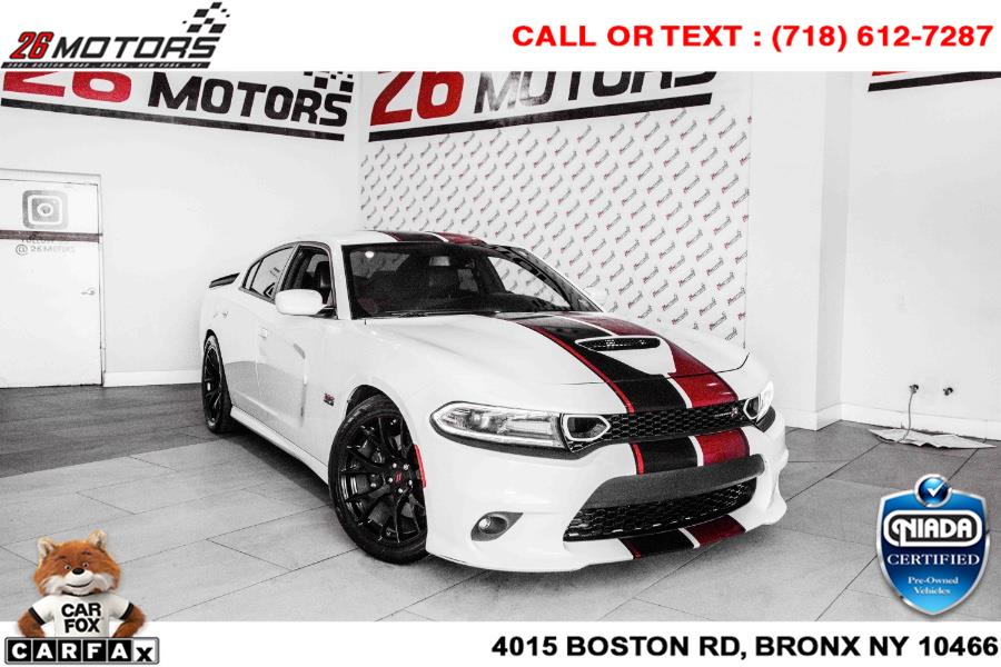 Used Dodge Charger Scat Pack RWD 2020   26 Motors Corp. Bronx, New York