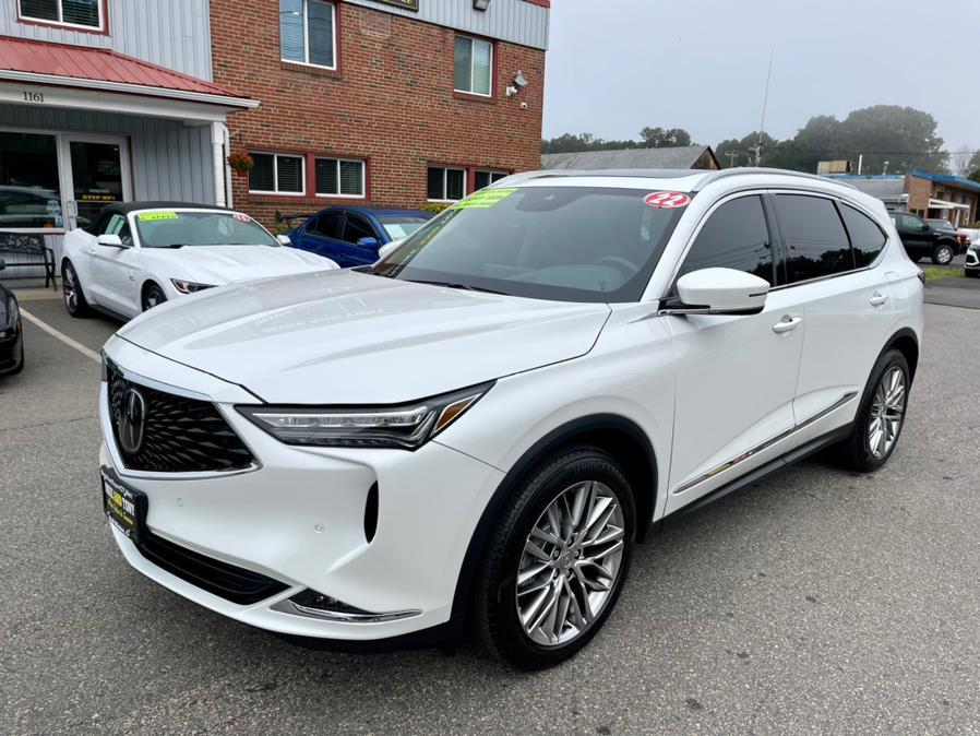 Used Acura MDX SH-AWD w/Advance Package 2022   Mike And Tony Auto Sales, Inc. South Windsor, Connecticut
