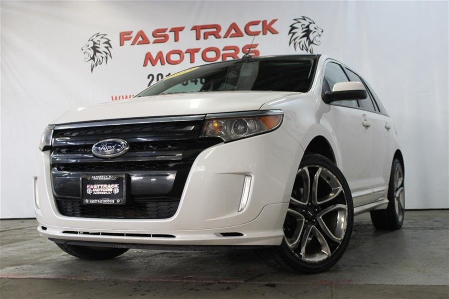 Used Ford Edge SPORT 2013 | Fast Track Motors. Paterson, New Jersey