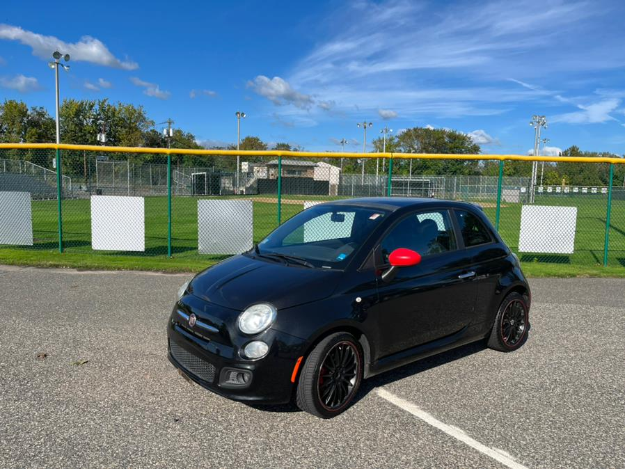 Used FIAT 500 2dr HB Sport 2012   Cars With Deals. Lyndhurst, New Jersey