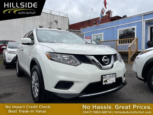 Used Nissan Rogue S 2016   Hillside Auto Outlet. Jamaica, New York