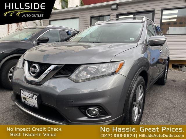 Used Nissan Rogue SL 2014 | Hillside Auto Outlet. Jamaica, New York