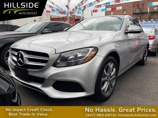 Used Mercedes-benz C-class C 300 2016   Hillside Auto Outlet. Jamaica, New York
