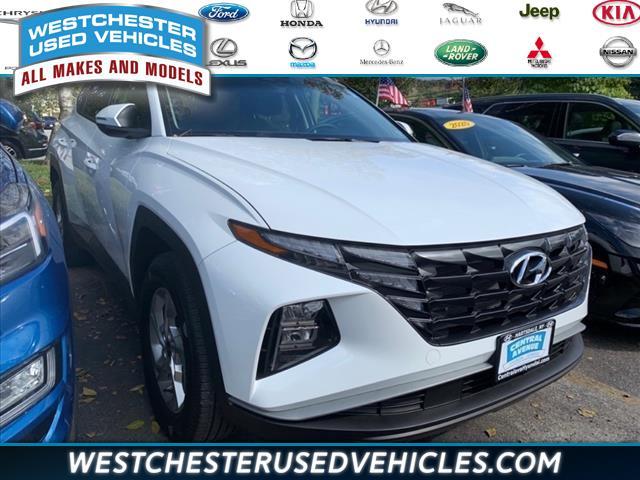 Used Hyundai Tucson SEL 2022 | Westchester Used Vehicles. White Plains, New York