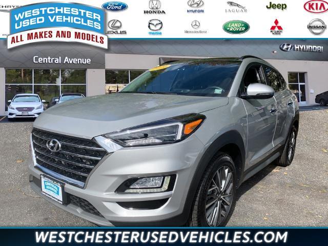 Used Hyundai Tucson Ultimate 2021 | Westchester Used Vehicles. White Plains, New York