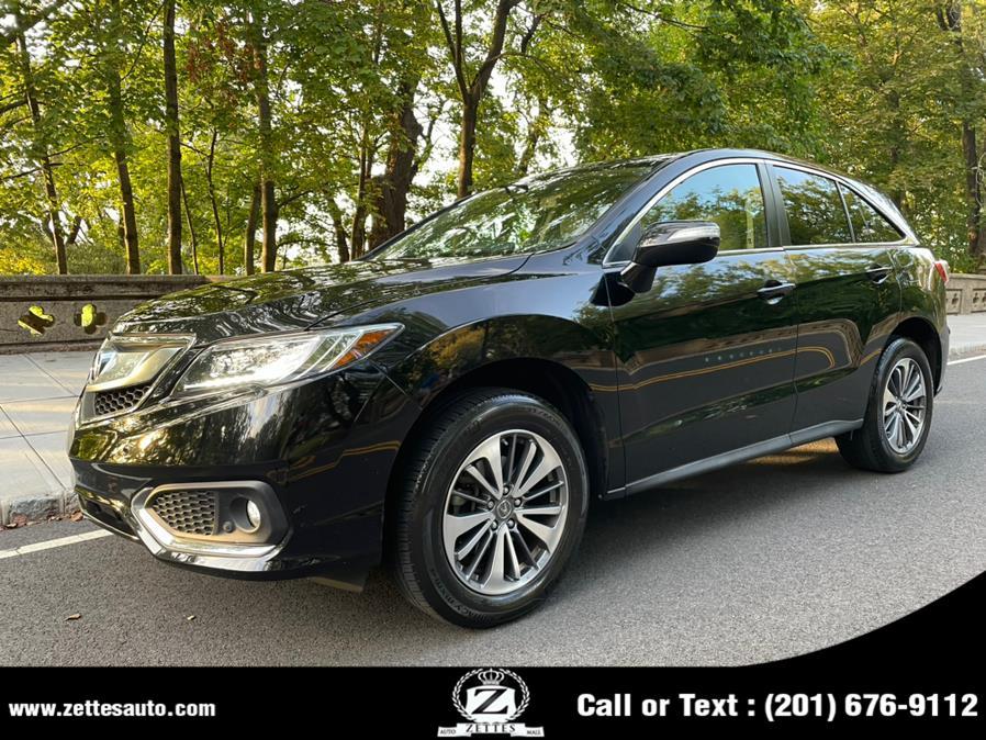 Used Acura RDX AWD 4dr Advance Pkg 2016   Zettes Auto Mall. Jersey City, New Jersey
